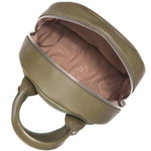 Модный желтовато-зелёный женский рюкзак FBR-1267 236691
