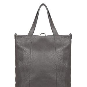 Деловая серая женская сумка FBR-299