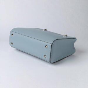 Стильная голубая женская сумка FBR-2150 236736