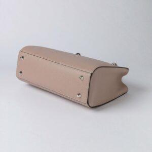 Кожаная бежевая женская сумка FBR-2884 236900