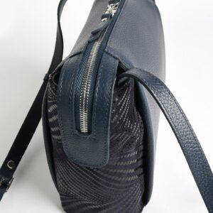 Неповторимая синяя женская сумка через плечо FBR-2599 236849