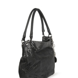 Удобная черная женская сумка FBR-1659 236705