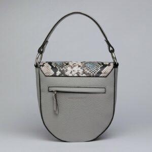 Стильная серая женская сумка FBR-2795 236883