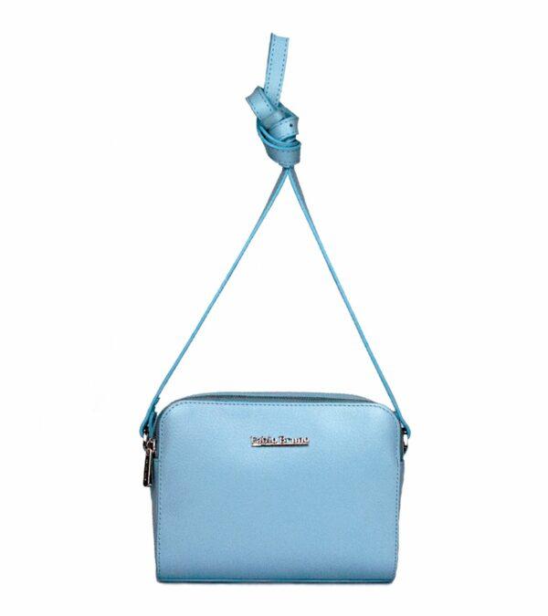Стильная голубая женская сумка FBR-2473