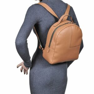 Модный светло-желтый женский рюкзак FBR-2263 236782