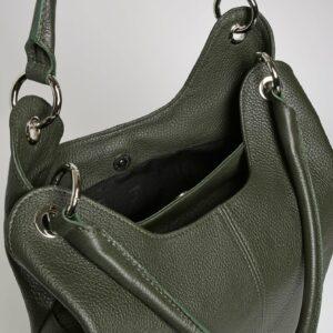 Деловая желтовато-зелёная женская сумка FBR-2267 236790