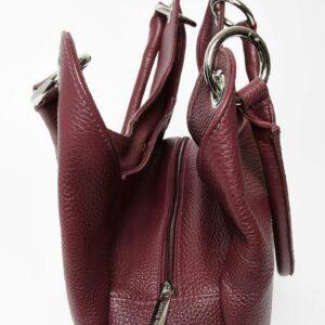 Неповторимая бордовая женская сумка FBR-2345 236806