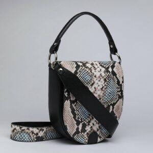 Деловая черная женская сумка FBR-2794