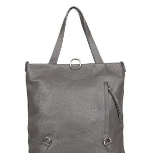 Деловая серая женская сумка FBR-299 236659