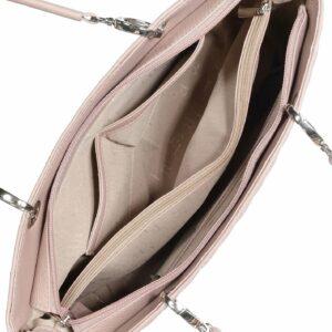 Неповторимая бежевая женская сумка FBR-2389 236816