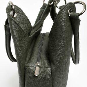 Деловая желтовато-зелёная женская сумка FBR-2267 236791