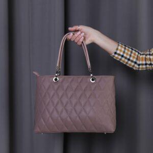 Неповторимая бежевая женская сумка FBR-2389 236818