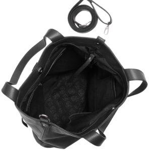 Деловая черная женская сумка FBR-869 236672
