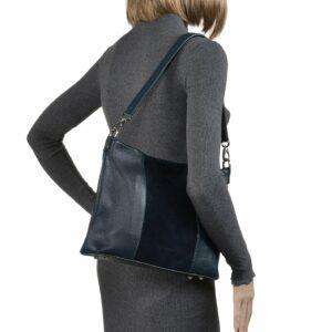 Уникальная серая женская сумка FBR-1967 236718