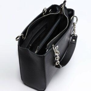 Неповторимая черная женская сумка FBR-1329 236696