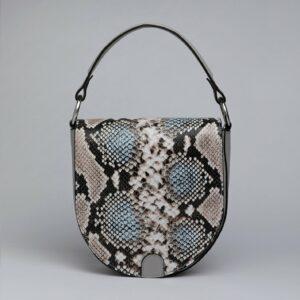 Стильная серая женская сумка FBR-2795 236882