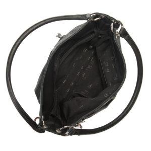 Удобная черная женская сумка FBR-1659 236708