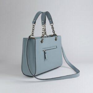 Стильная голубая женская сумка FBR-2150 236733