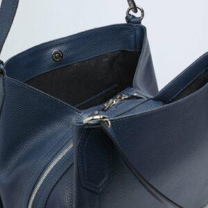 Солидная синяя женская сумка FBR-2784 236863