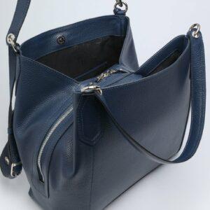 Солидная синяя женская сумка FBR-2784 236865