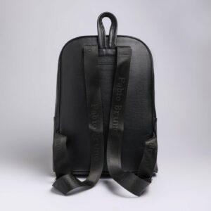 Уникальный черный мужской рюкзак FBR-2139 236729