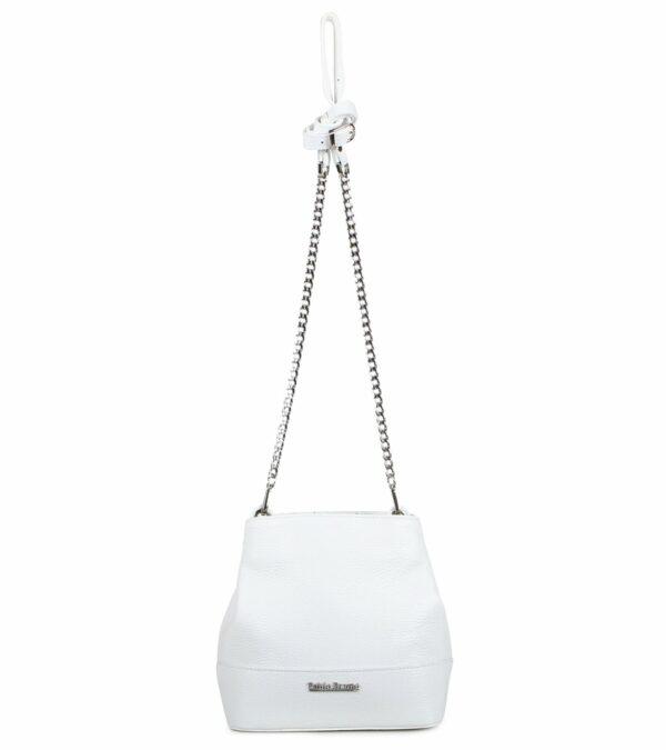 Деловая белая женская сумка FBR-2180