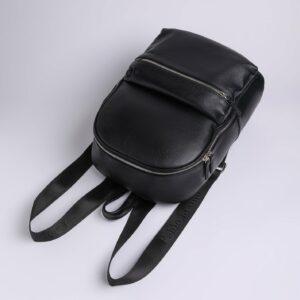 Уникальный черный мужской рюкзак FBR-2139 236731