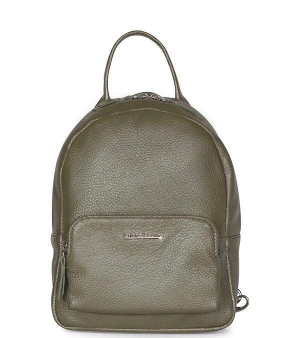 Модный желтовато-зелёный женский рюкзак FBR-1267