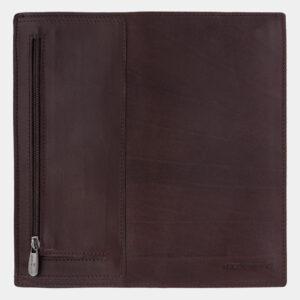 Солидный коричневый кошелек ATS-1722 237015
