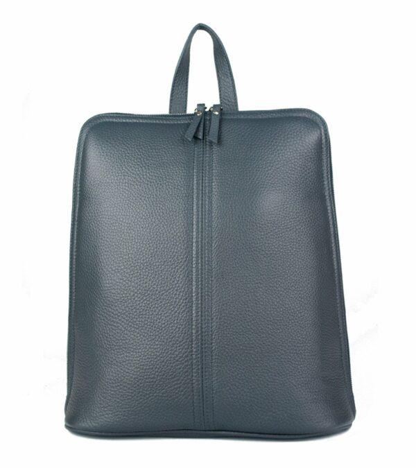 Солидный синий женский рюкзак FBR-2352
