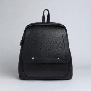 Вместительный черный женский рюкзак FBR-962