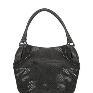 Удобная черная женская сумка FBR-1659 236707
