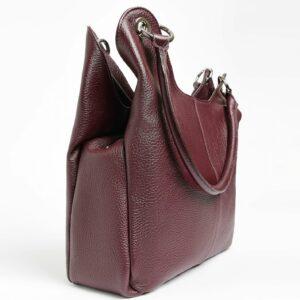 Неповторимая бордовая женская сумка FBR-2345 236803