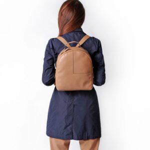 Модный светло-желтый женский рюкзак FBR-2263 236785