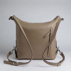 Неповторимая бежевая женская сумка FBR-978 236681