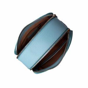Стильная голубая женская сумка FBR-2473 236824