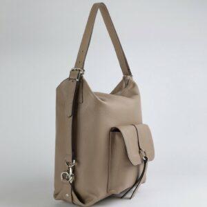Неповторимая бежевая женская сумка FBR-978 236677