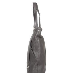 Деловая серая женская сумка FBR-299 236658