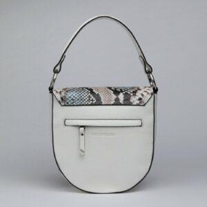Солидная белая женская сумка FBR-2793 236874