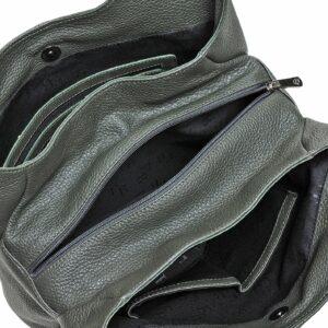 Деловая желтовато-зелёная женская сумка FBR-2267 236787