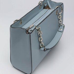 Стильная голубая женская сумка FBR-2150 236734