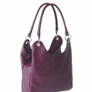 Неповторимая бордовая женская сумка FBR-2345 236798