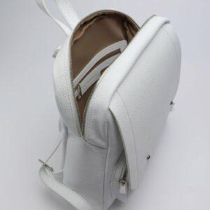 Вместительный белый женский рюкзак FBR-2885 236905