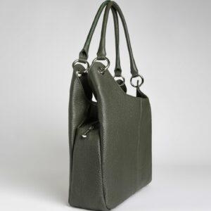 Деловая желтовато-зелёная женская сумка FBR-2267 236789