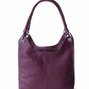 Неповторимая бордовая женская сумка FBR-2345 236797