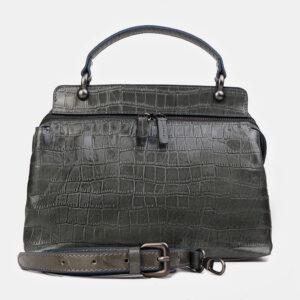 Уникальная серая женская сумка ATS-3416