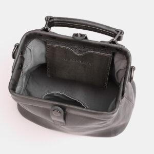 Солидная серая женская сумка ATS-3809 237220