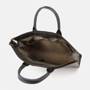 Вместительный серый мужской портфель ATS-4145 237131