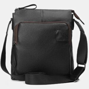 Вместительный коричневый мужской планшет ATS-4148