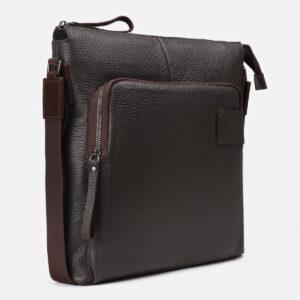 Удобный коричневый мужской планшет ATS-4147 237118